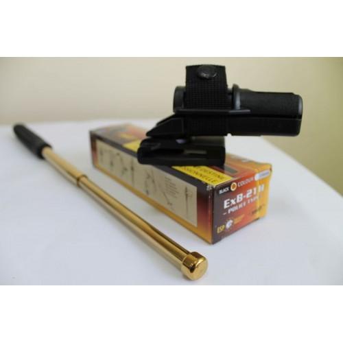 Телескопическая дубинка ESP 21H Gold