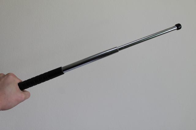телескопическая дубинка esp 21hs chrom